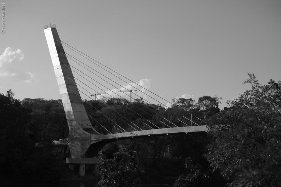 olha Piracicaba com ponte estaiada
