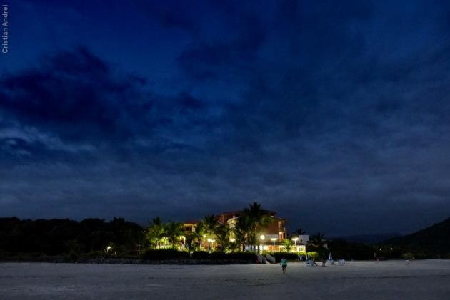 Praia de Guaratuba, Visão do Costa do Sol Hotel