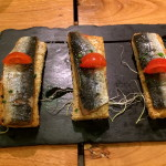 sardinas maceradas