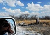 África do Sul – Bastidores