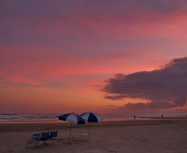Passeio: Praia de Itaguaré e Parque Restinga de Bertioga, maio/14
